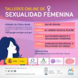TALLERES ONLINE SEXUALIDAD FEMENINA